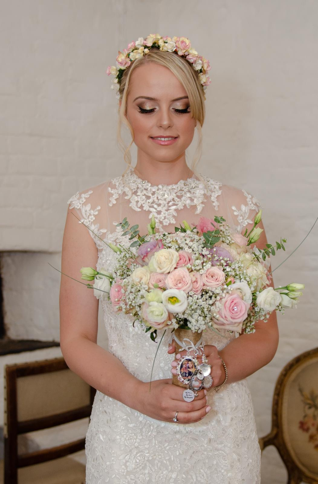 Bridal Makeup by Hannah's Makeup based in Hampshire