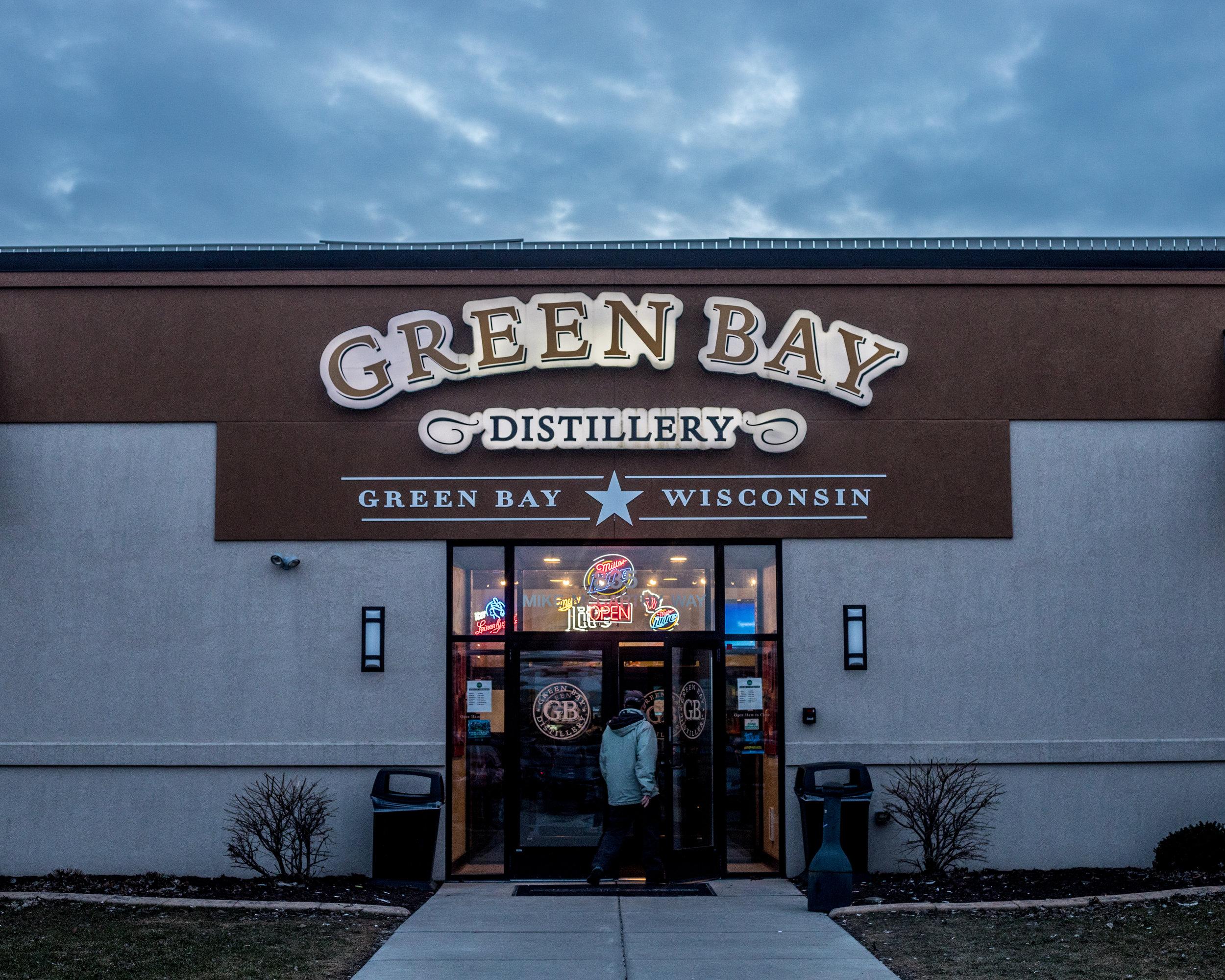 Green Bay Distillery: Green Bay, WI