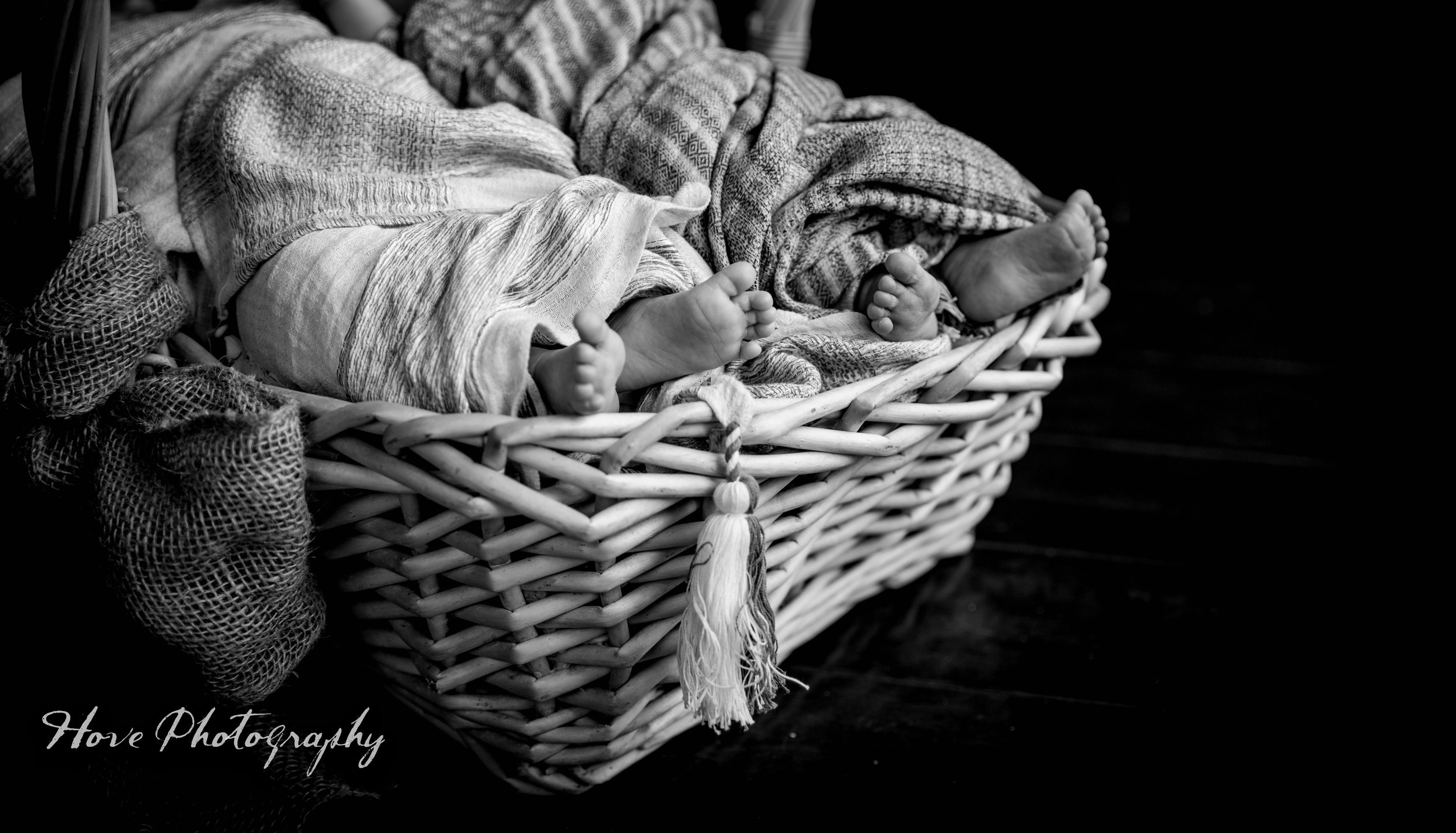 Tiny Toes of Lincoln & Lily: Newborn Session Marshfield WI