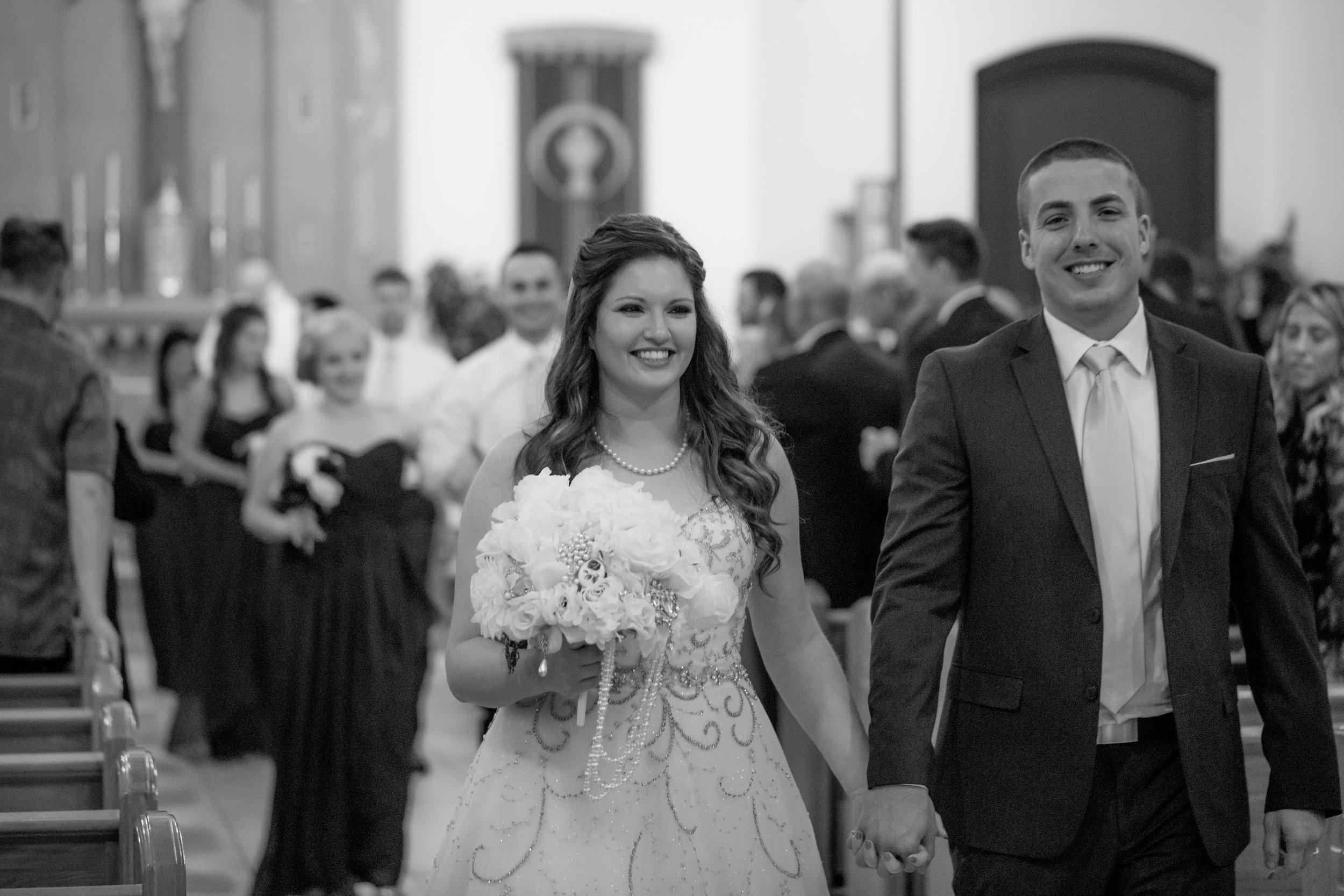Introducing: Mr. & Mrs. Risoli