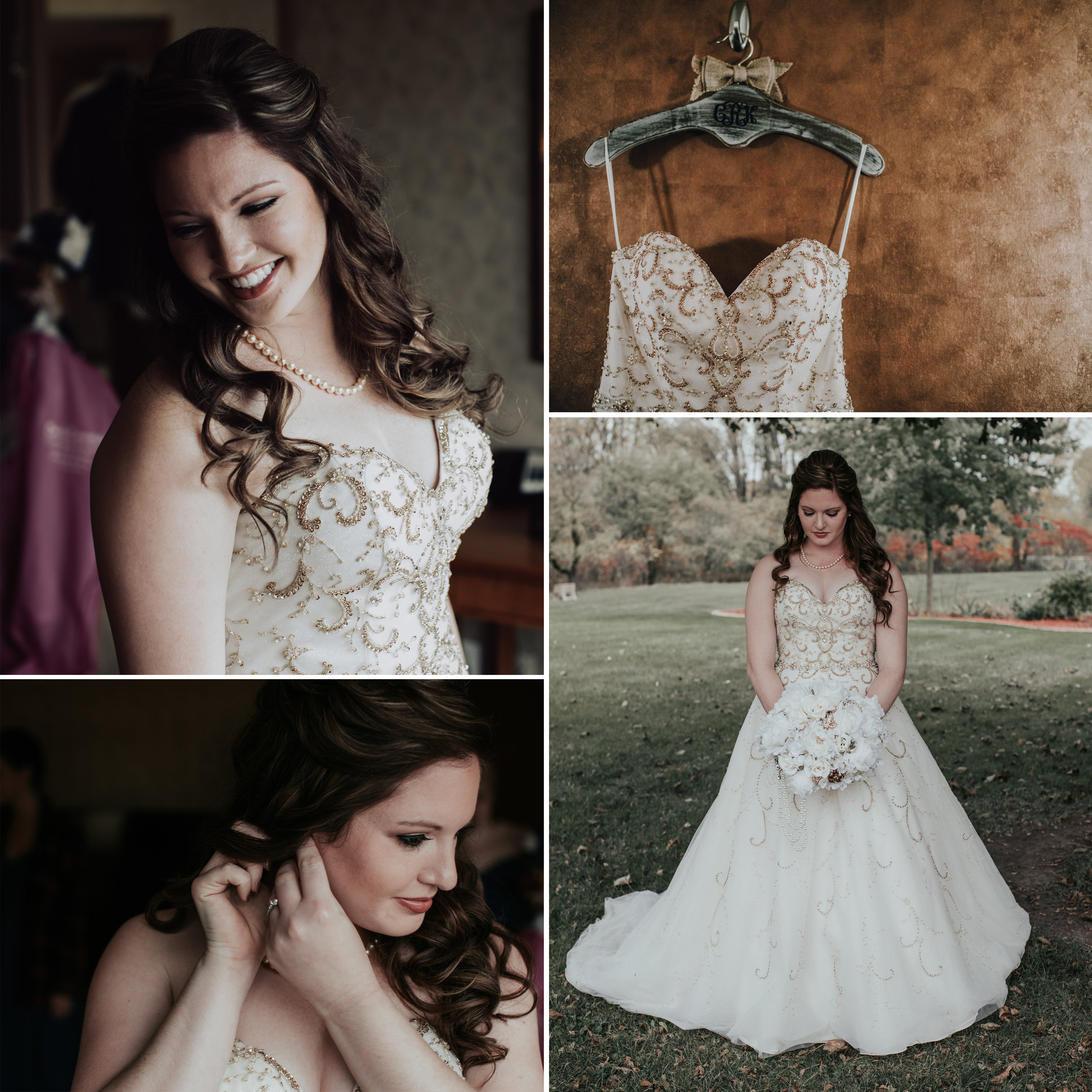 Bridal Details: Getting Ready - Hove Photography LLC