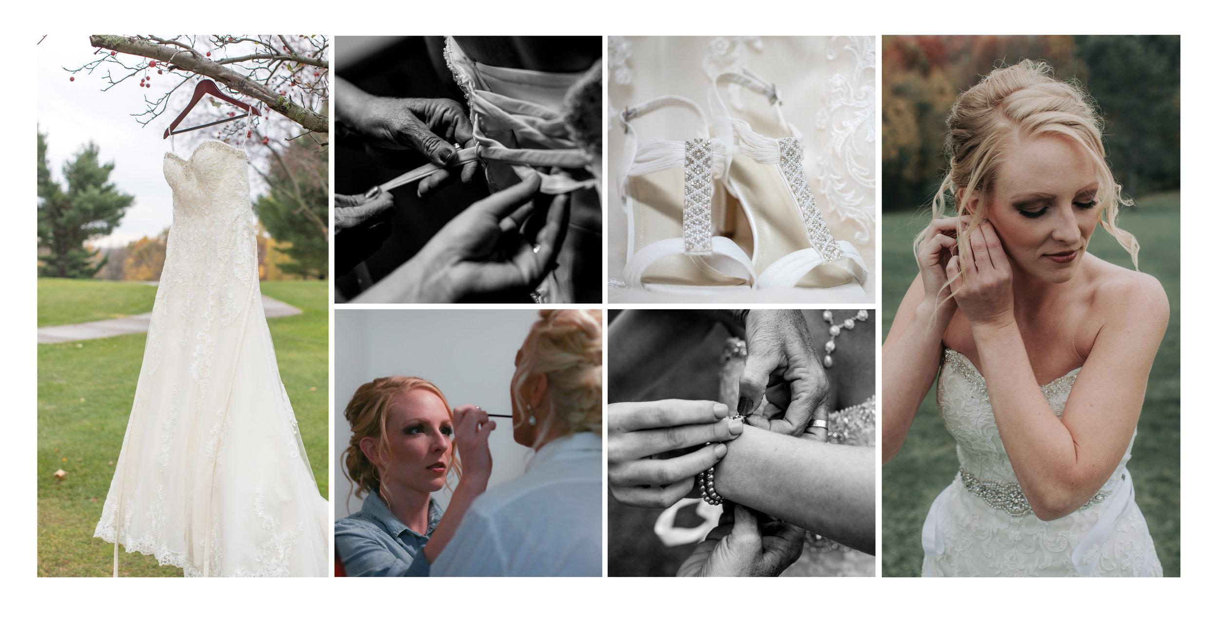 Getting Ready - Hove Photography LLC - Destination Wedding Photographer