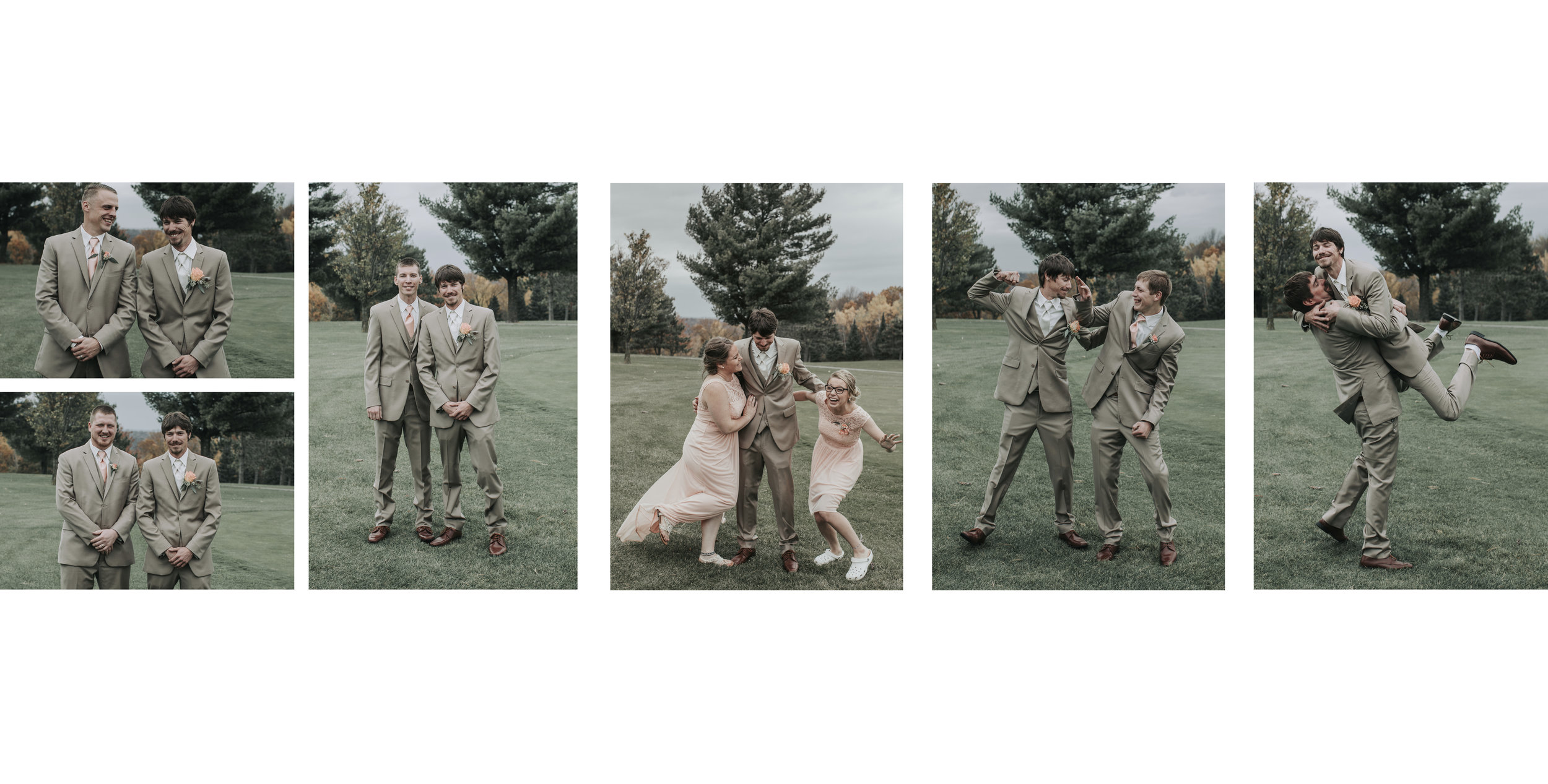 Wedding Party - Hove Photography LLC
