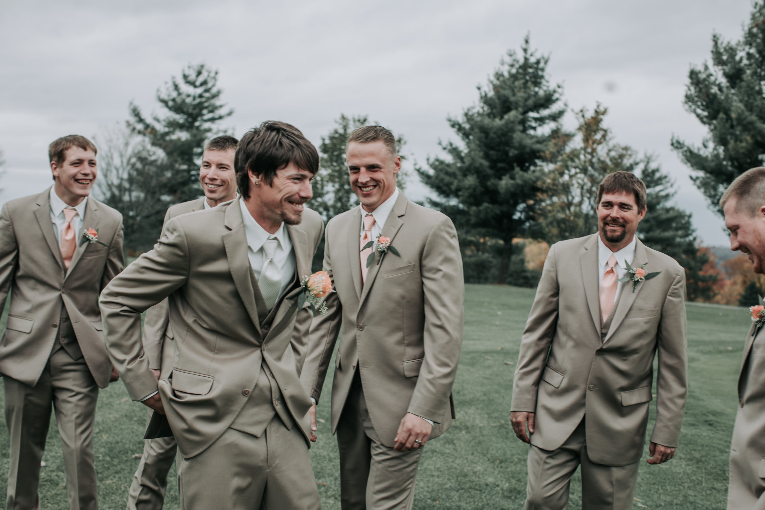 Groomsmen - Hove Photography LLC