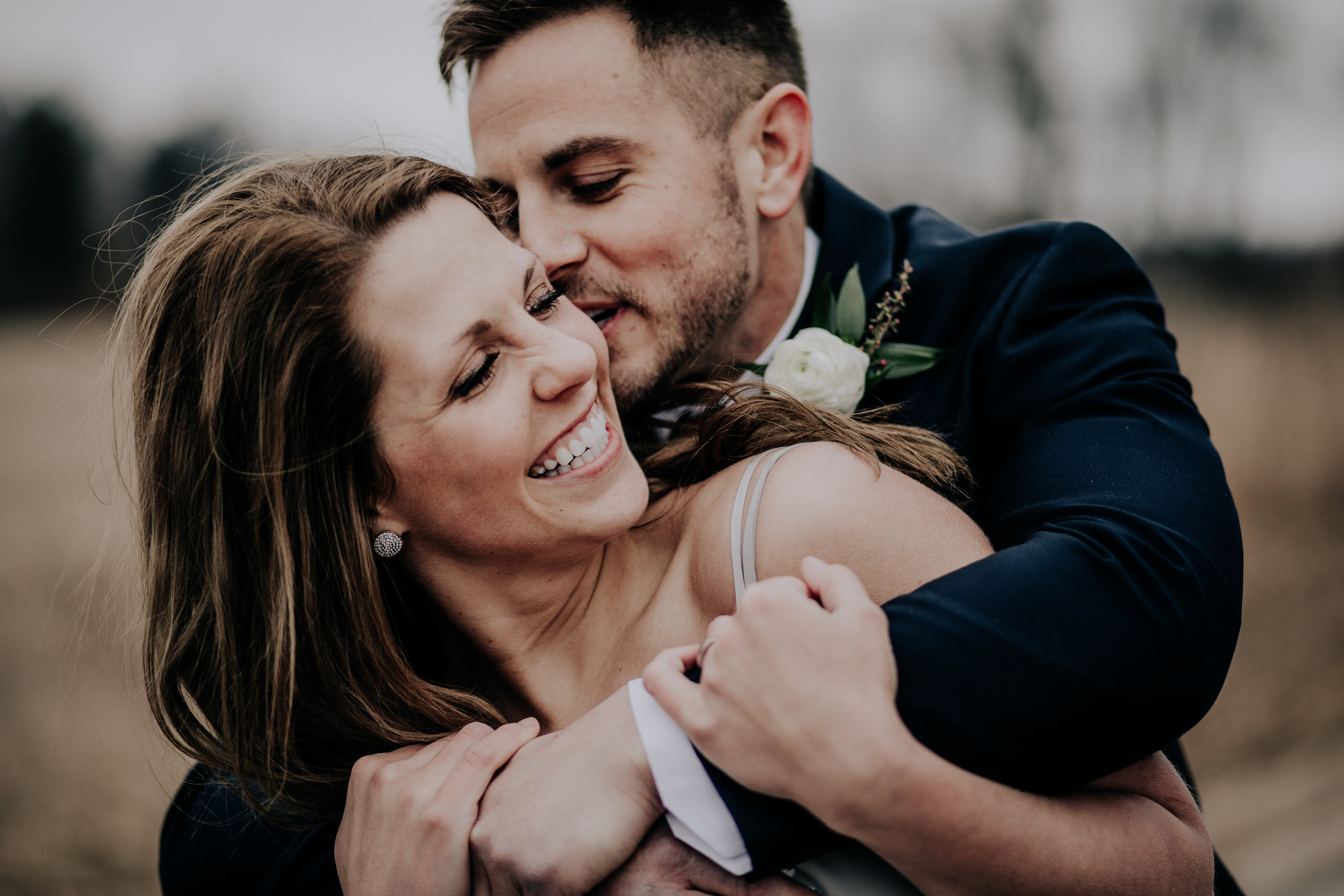 Candid Wedding Photographer - Natural Moments - Laughing - hove Photography - Elopement Photographer
