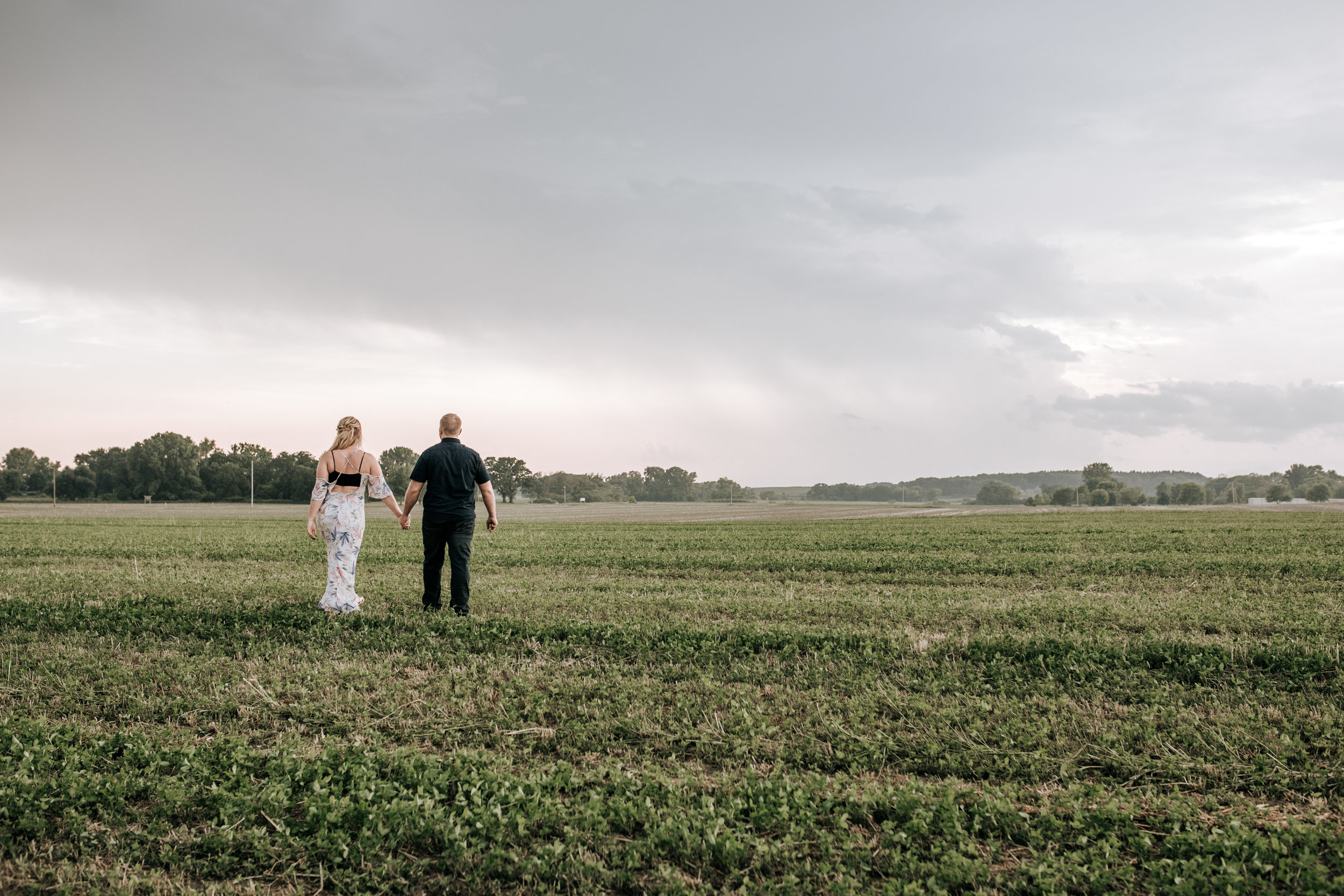 Sunset Session - Elopement Photographer - Green Bay WI - Milwaukee WI - Adventure Session