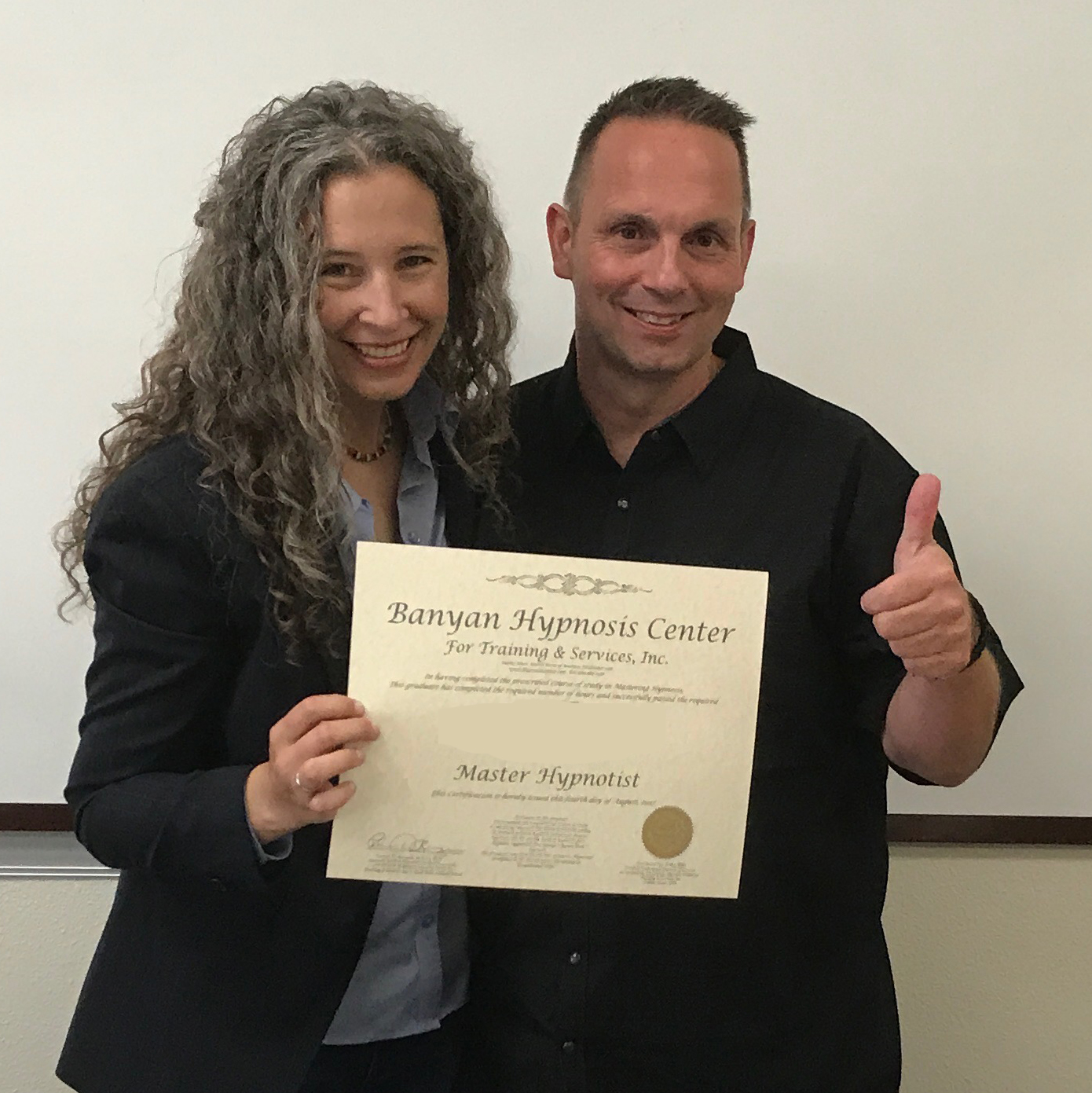 Adrian Hypnosis Training Testimonial