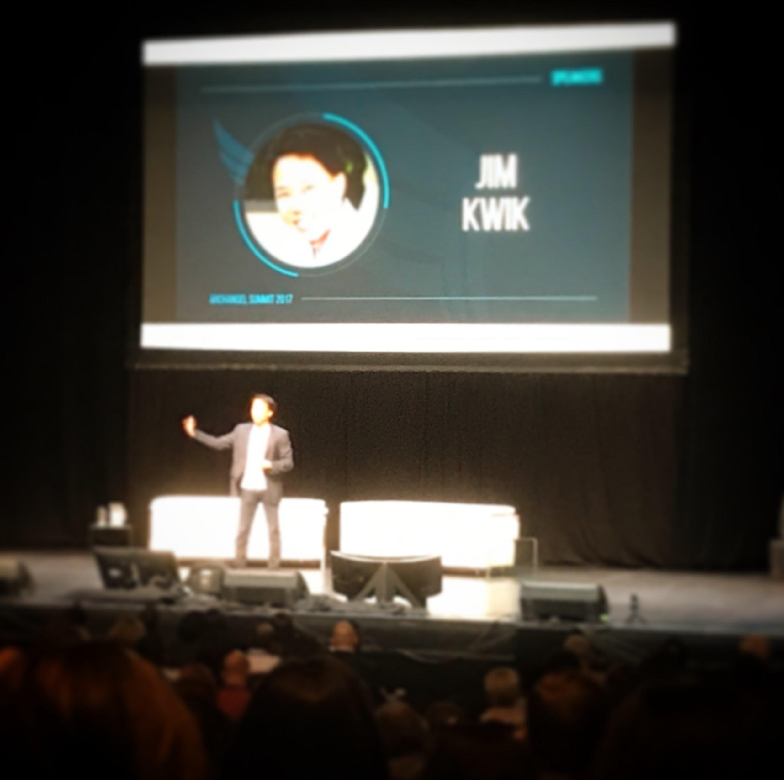 Jim Kwik :  kwikbrain.com