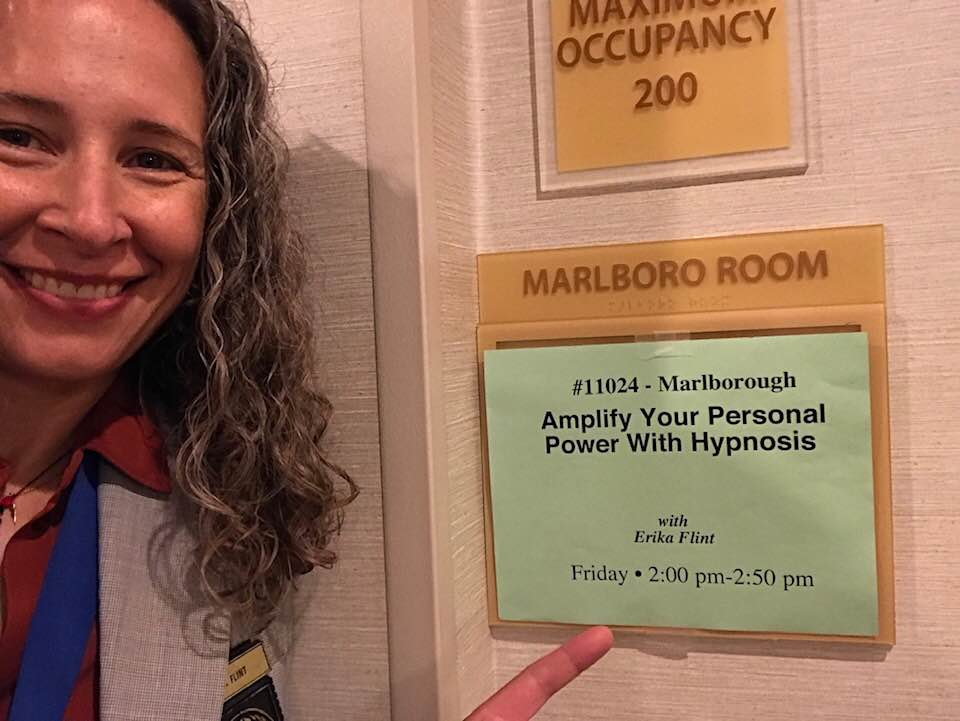 Excited to share this talk about how to Amplify Your Personal Power with Hypnosis -