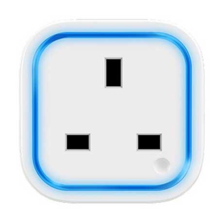 homesecure smart socket z wave