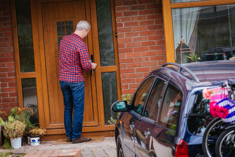 Kildare home security