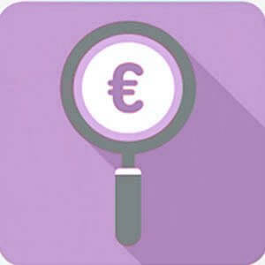 price magnifying glass