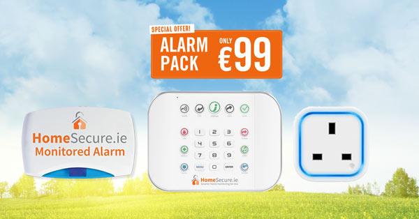 home alarm special offer