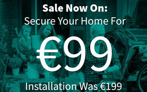 alarm sale €99