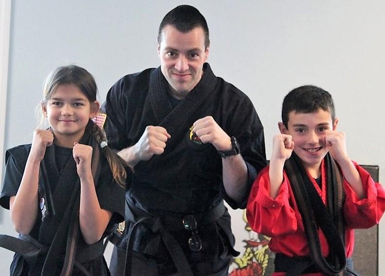 Achievement, Black Belt Style