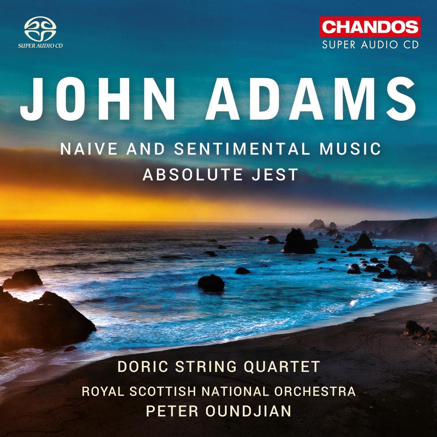 Doric Quartet John Adams