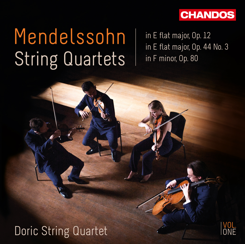 Doric String Quartet Mendelssohn