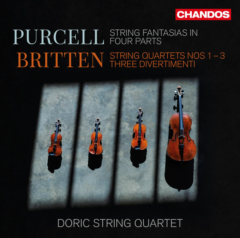 Doric String Quartet Britten