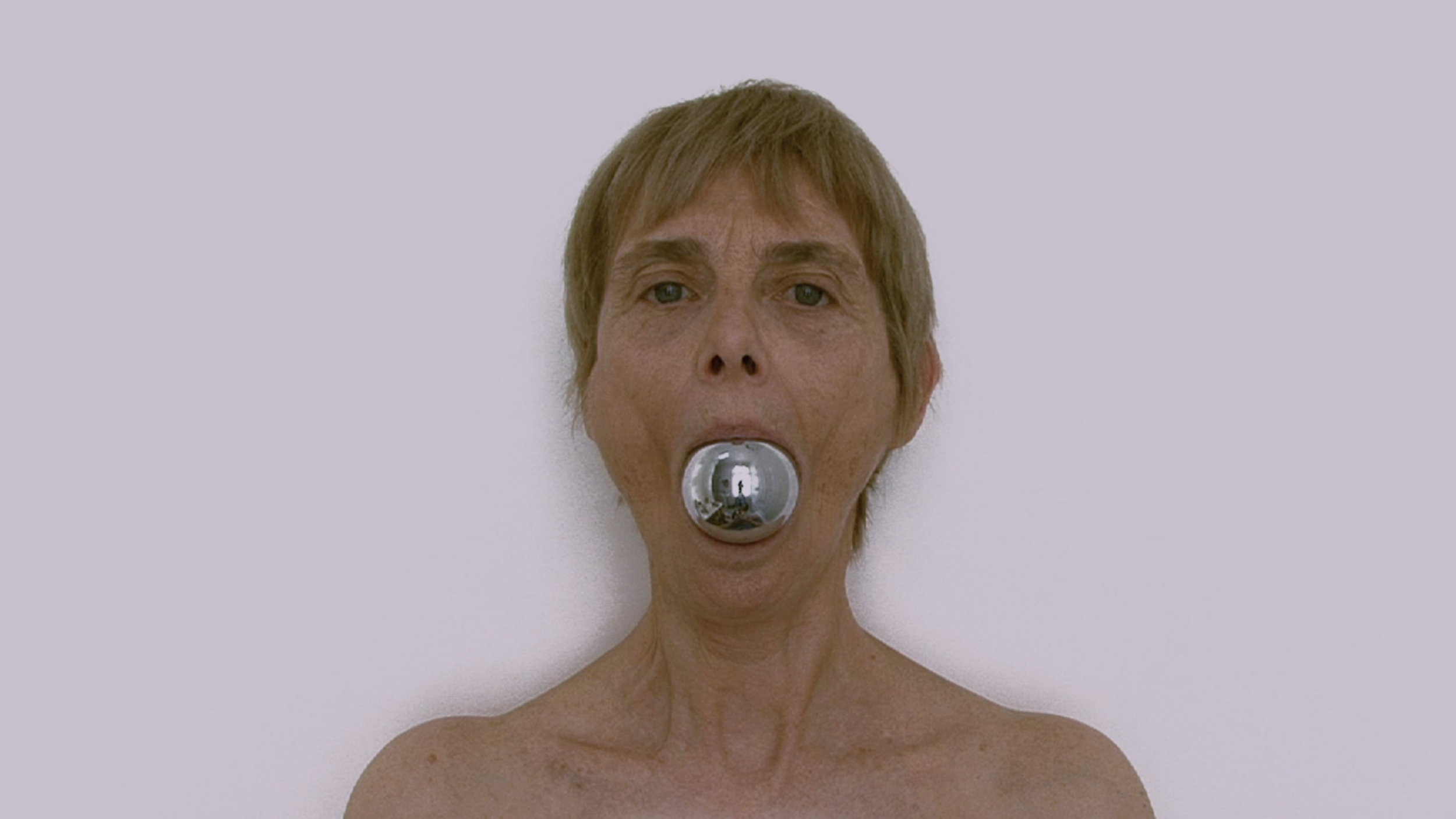 © Chantal duPont, Visages (2013). Video still.