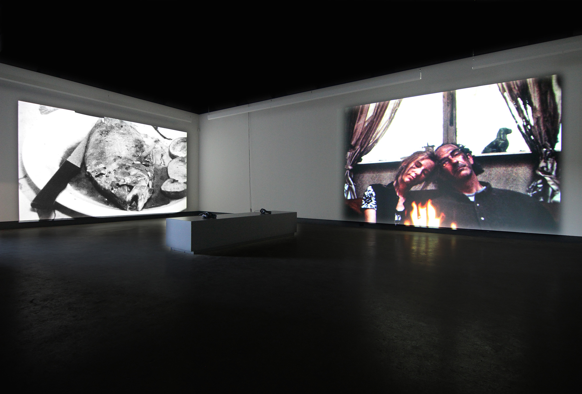 © Reynold Reynolds, Almost Six Pieces exhibition view (2015). Photo: Veronica Mockler.
