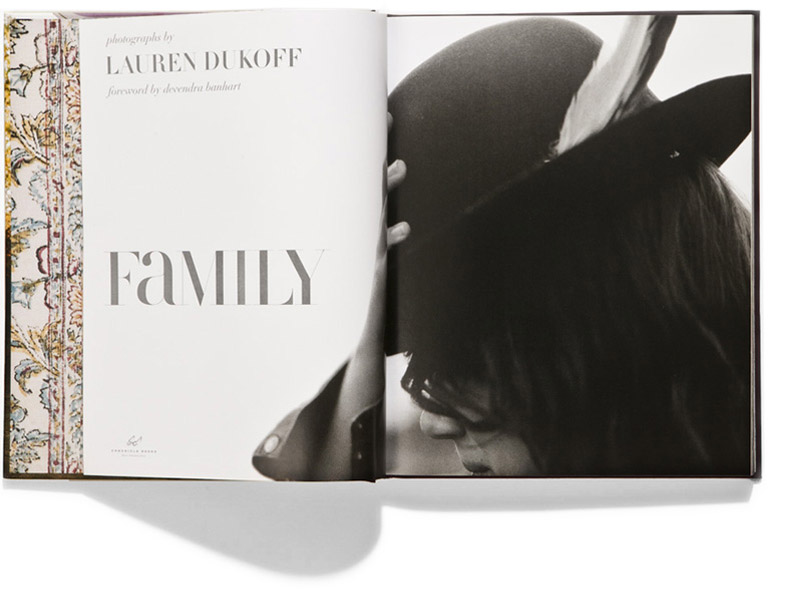 FAMILY, LAUREN DUKOFF