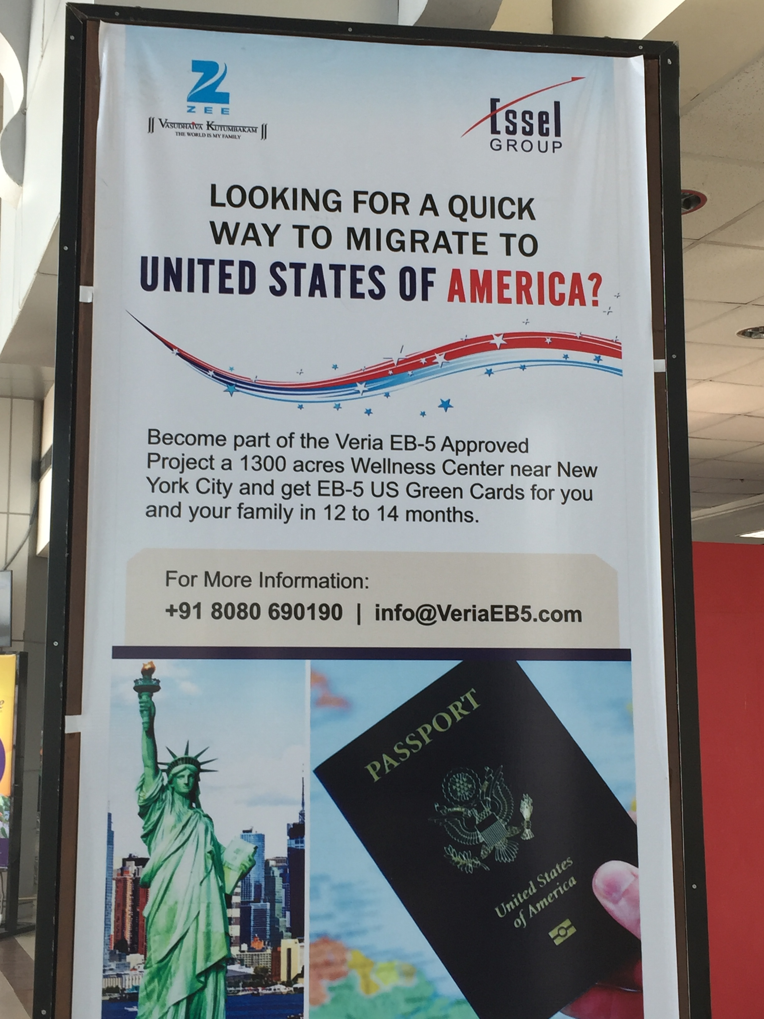 The American Dream is still alive and well across the world.