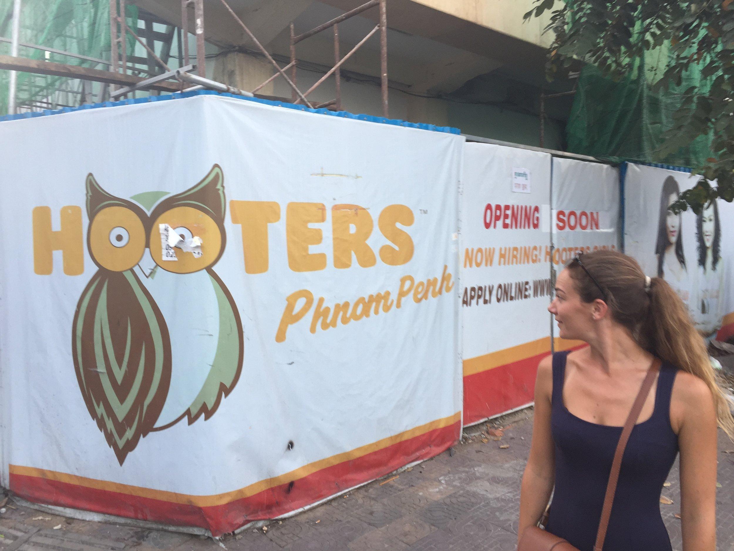 Fine establishments coming soon to Phnom Penh!
