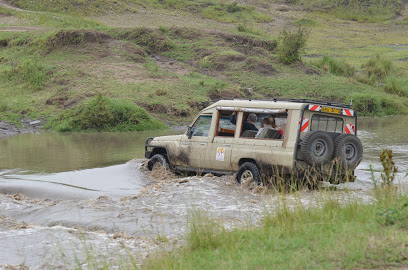 How you get around when there are high rains and road washouts.
