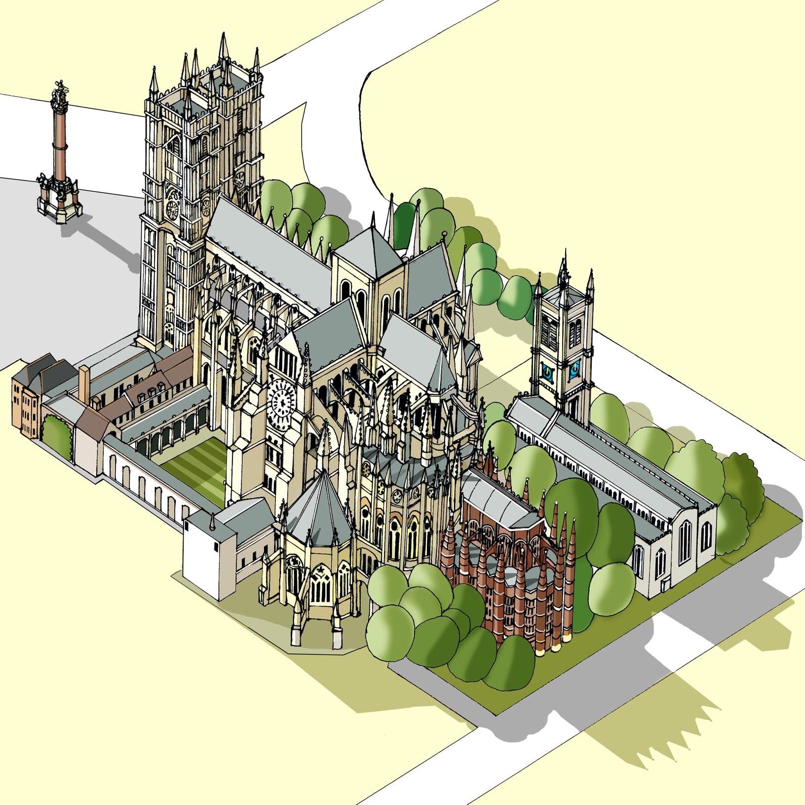 Westminster Abbey  © Katherine Baxter