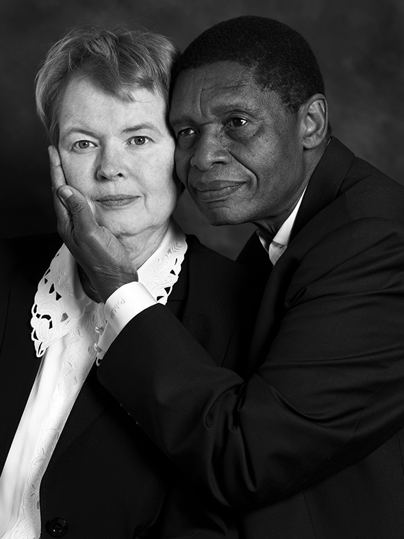 Wilma and Patric/interracial South Africa