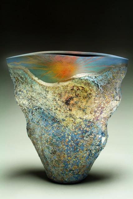 Wavy Space Rock Vase14%22Hx13%22Wx5%22D$695.jpg