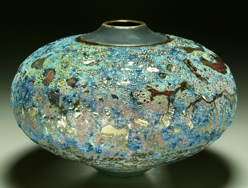 Space Rock Ovoid #612121A 13%22Wx8.5%22H $700.jpg