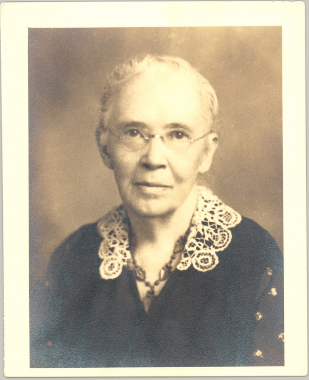Frances Louisa Goodrich, image courtesy of the Southern Highland Craft Guild