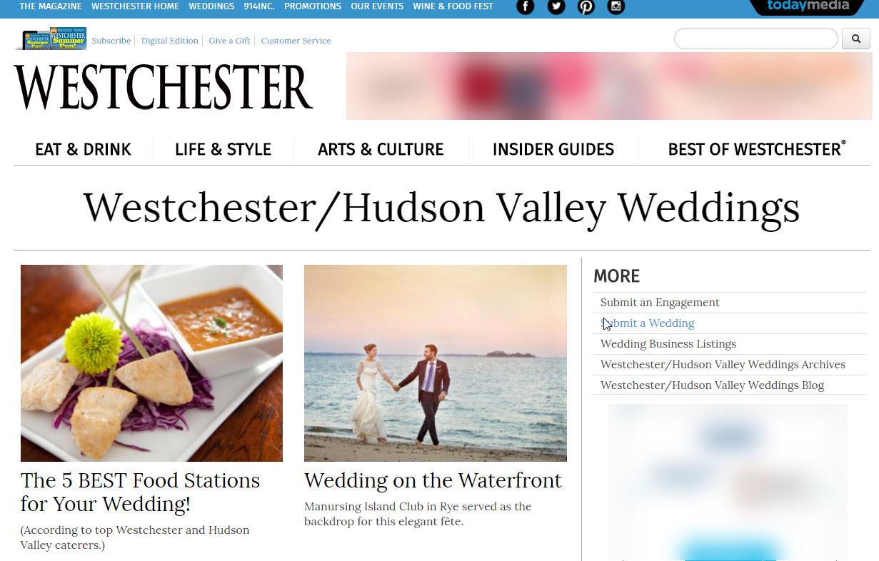 Westchester Magazine, May 2017