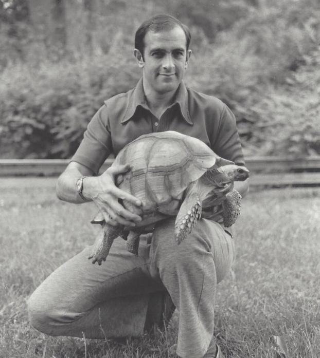 Dr. William H. Zovickian   Dr. Zovickian is one of the worlds foremost tortoise experts and maintained a group of angulate tortoises as far back as 1977. Dr. Zovickian has accomplishments and accolades too numerous to list here. He is a co-founder and Director of Husbandry for the  Ploughshare Project and a Senior Advisor to the Chersina Angulata Working Group.