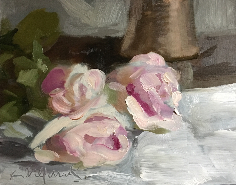 RESTING ROSES