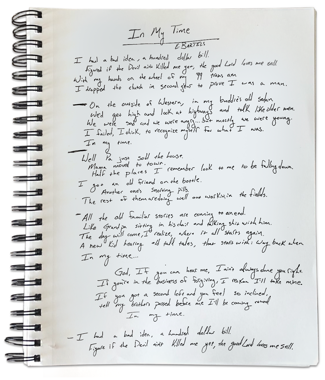 InMyTime-LyricSheet-Notebook.png