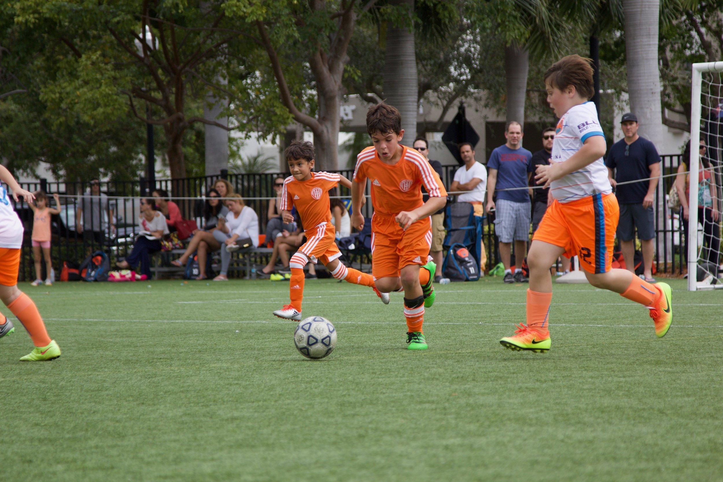 Youth Soccer Club Miami