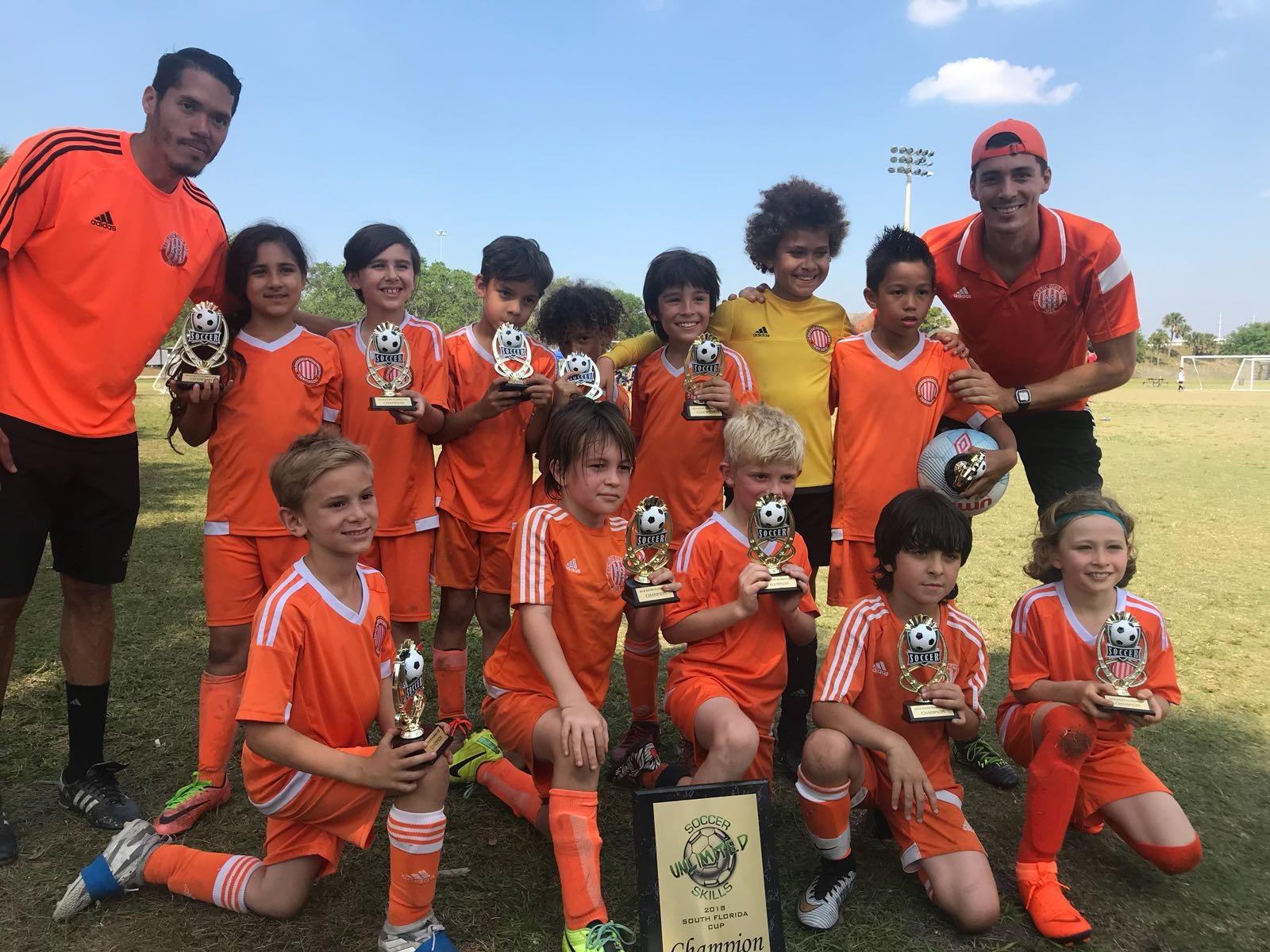 2009 Travel Team Athletic Club Miami