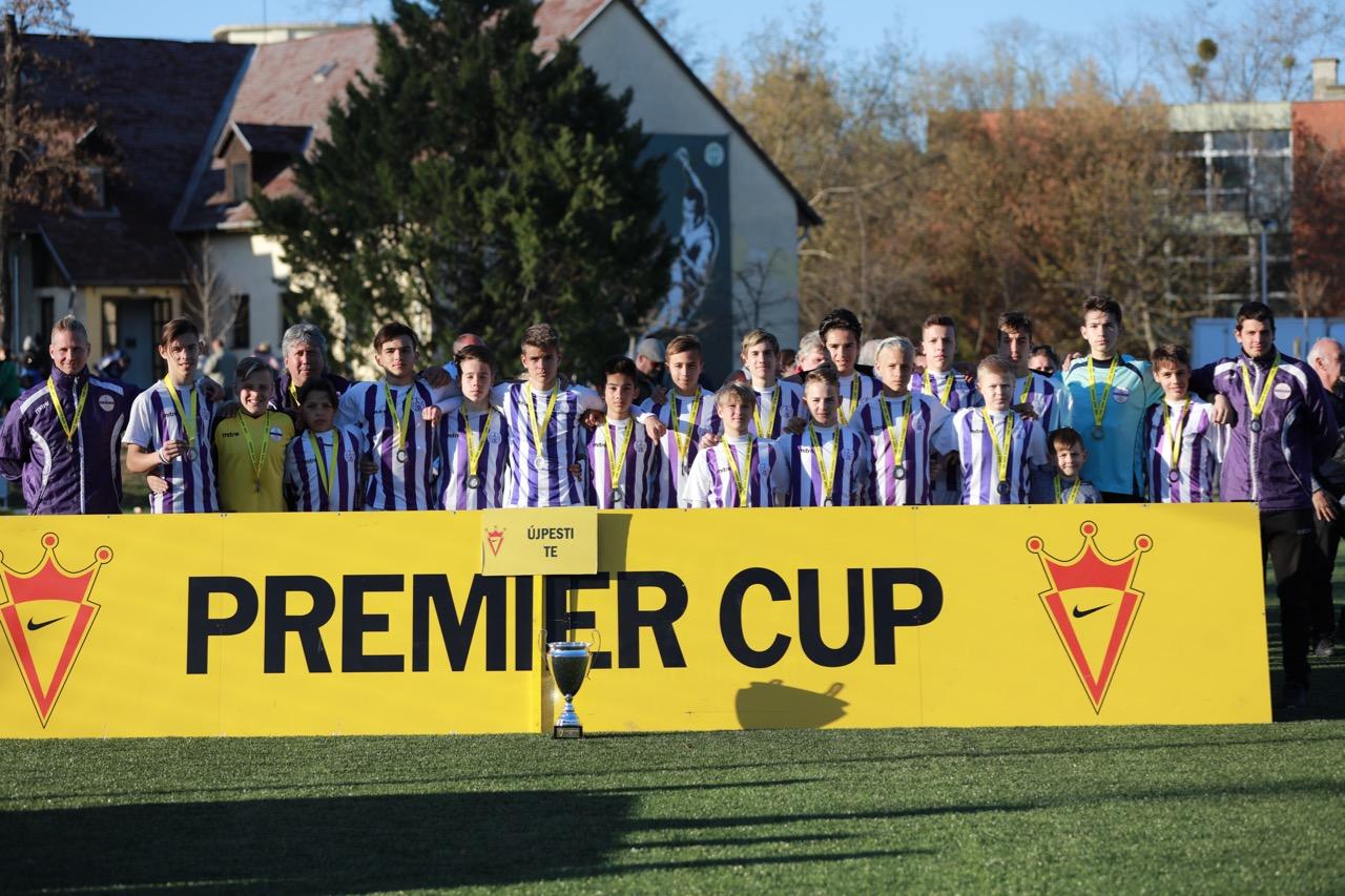 Finalists UTE U14 (2003 Div.) at Nike Premier Cup