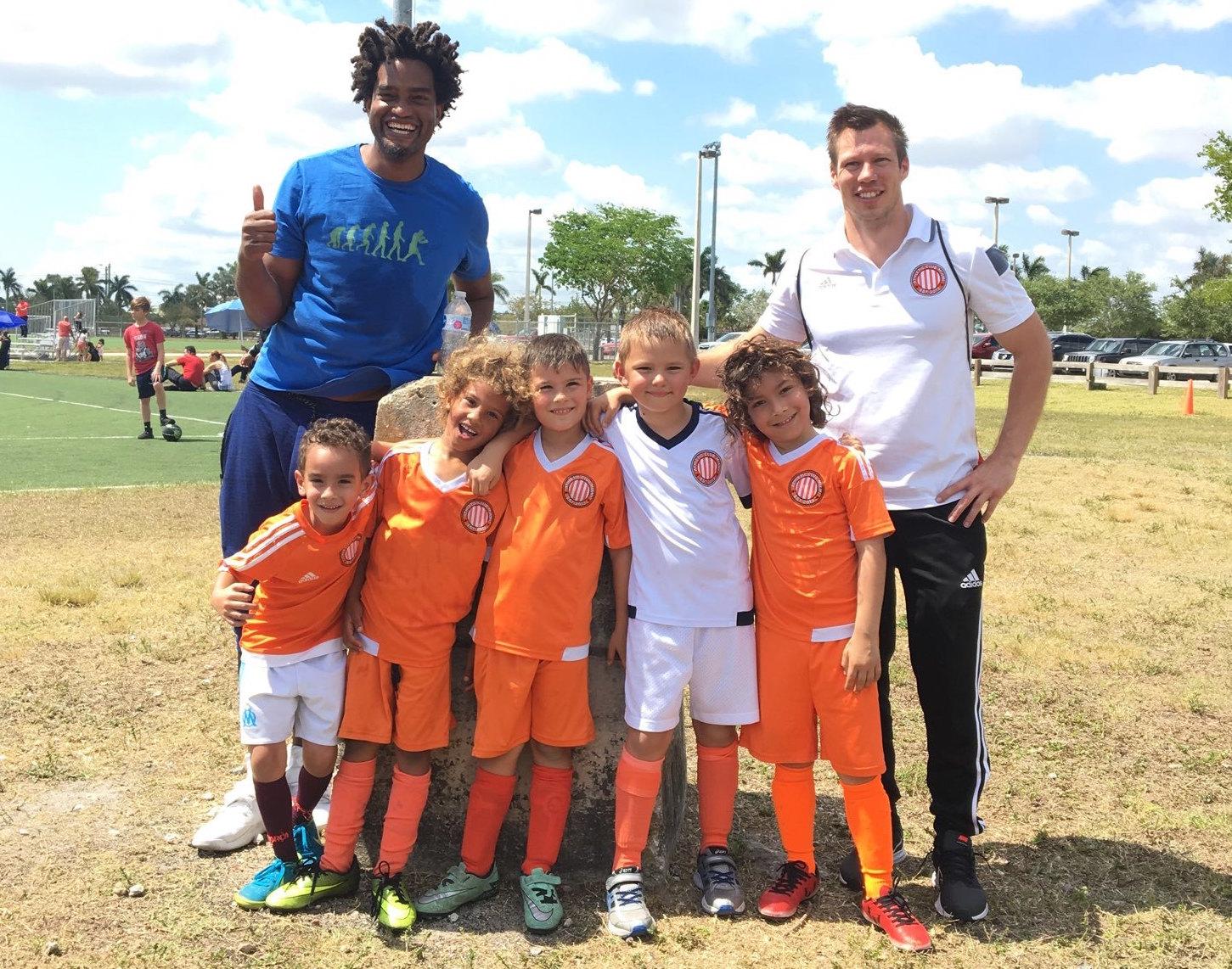 Athletic Club Miami 2011 Team