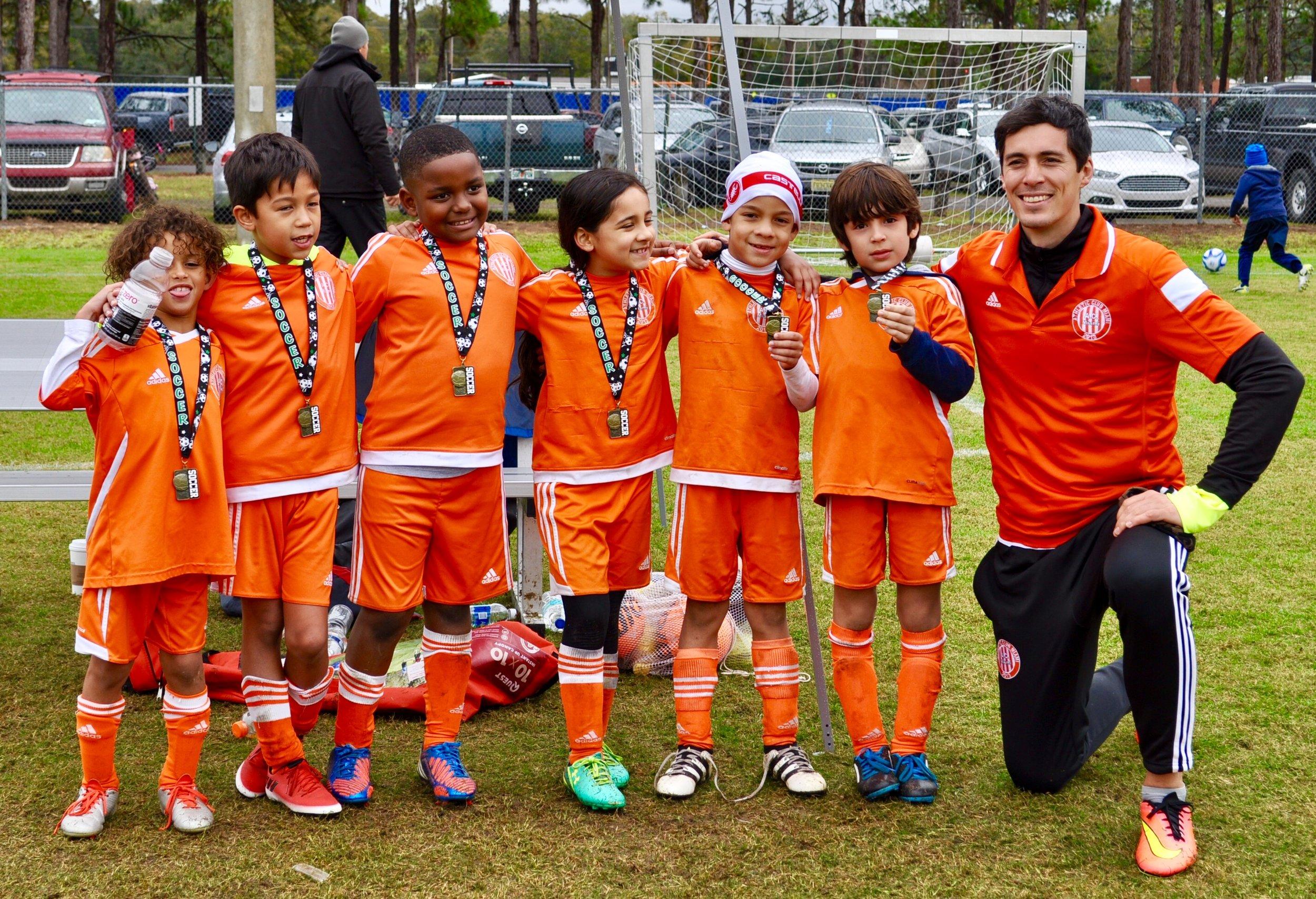 Gabor Pasztor Athletic Club Miami