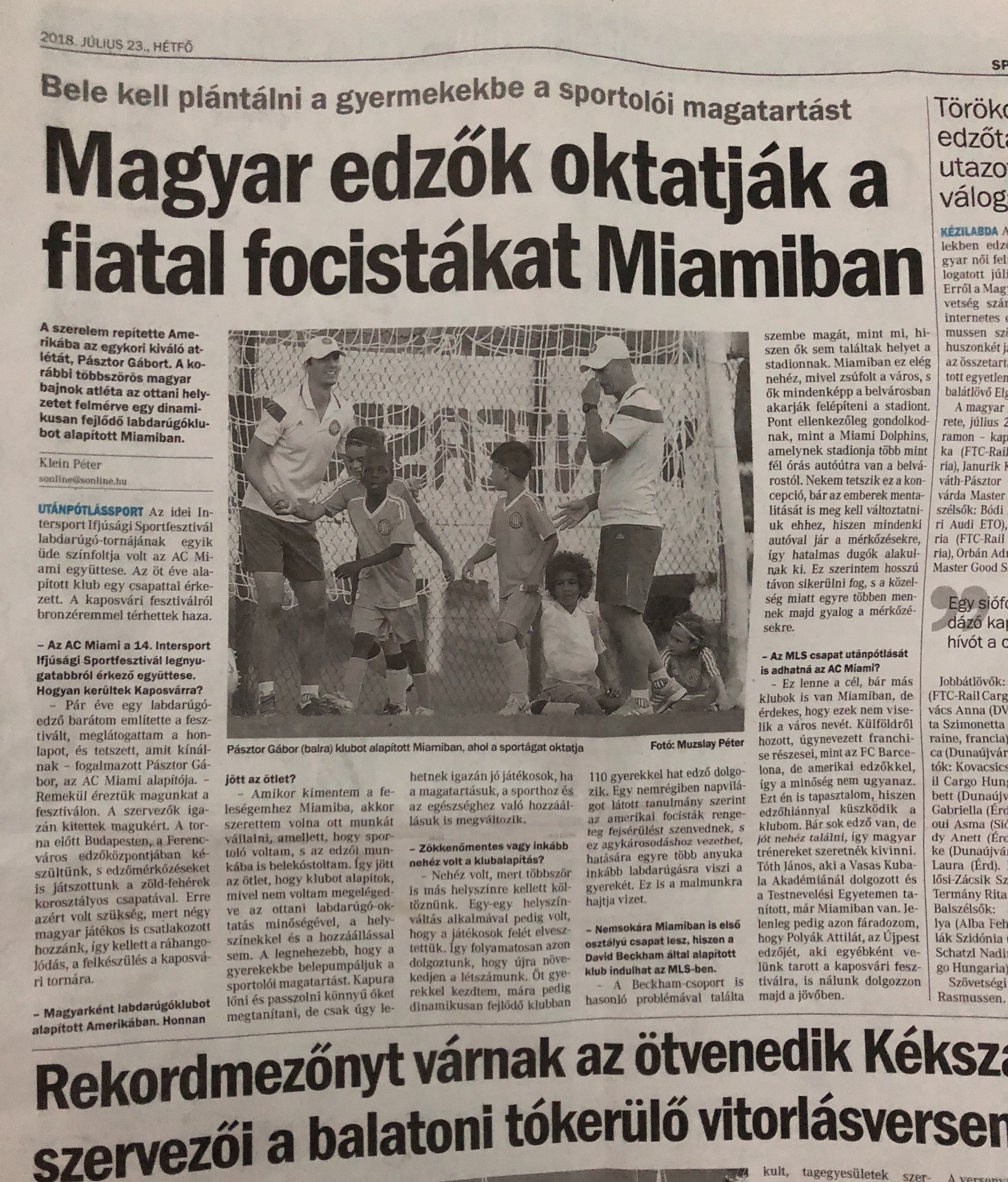 Athletic Club Miami - Kaposvar Intersport Youth Soccer Festival 2018 copy.jpeg