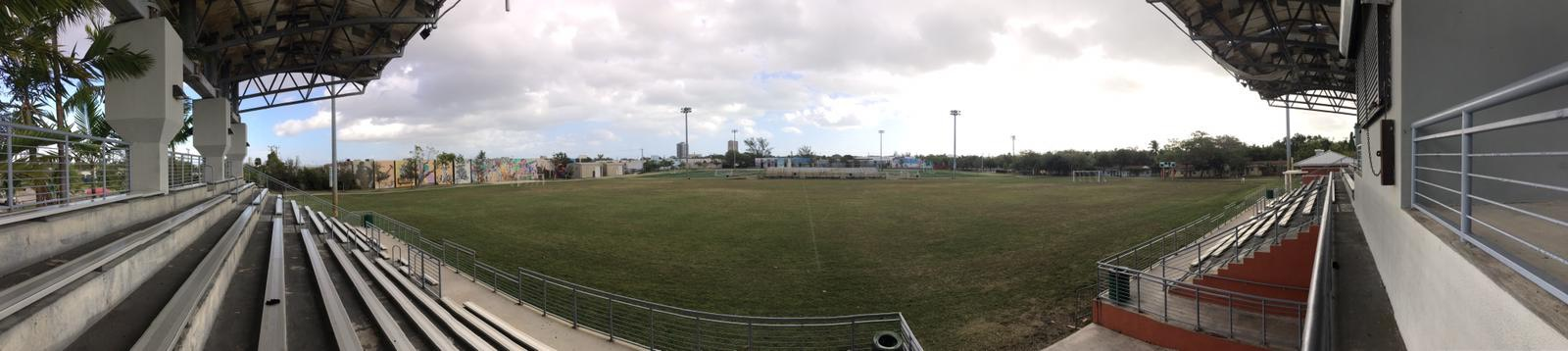 Little Haiti Soccer Park