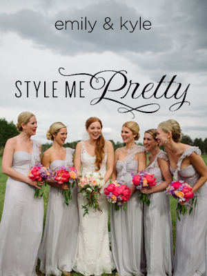 Style Me Pretty | October 2013