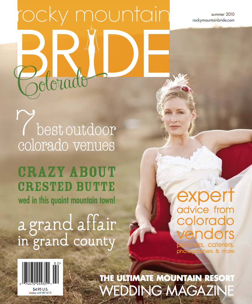 Rocky Mountain Bride | Summer 2010
