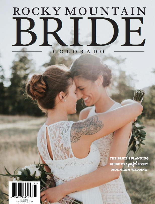 Rocky Mountain Bride | April 2018
