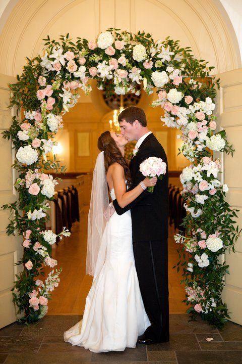 lillie jane bride wedding garland