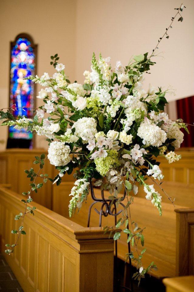 church wedding flowers lillie jane