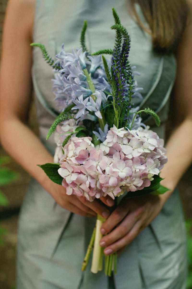 lillie jane wedding bridesmaid bouquet